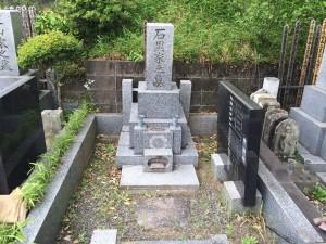 妙覚寺石黒家カロートリフォーム2