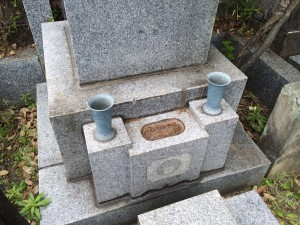 石黒家カロート工事4