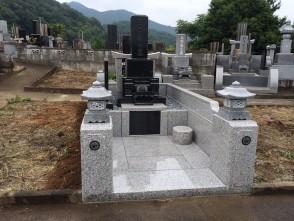 神奈川県相模原市緑区(旧藤野町) 和型墓石